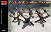 MiniArt Anti-tank Obstacles