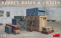 MiniArt Wooden boxes & crates