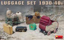 MiniArt Luggage Set 1930-40s
