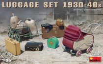 MiniArt Luggage Set 1930-40s