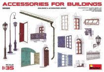MiniArt Accessories for Buildings