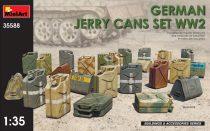 MiniArt German Jerry Cans Set WW2