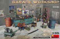 MiniArt Garage Workshop