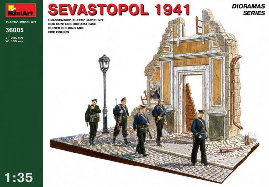 MiniArt Sevastopol 1941
