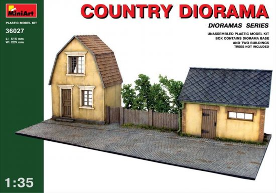 MiniArt Country Diorama