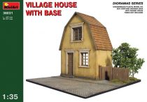 MiniArt Village House With Base