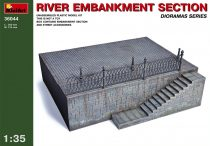 MiniArt River Embankment Section