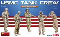 MiniArt USMC Tank Crew