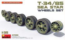 MiniArt T-34/85 SEA STAR WHEELS SET