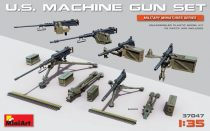 MiniArt U.S. MACHINE GUN SET