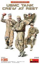 MiniArt USMC TANK CREW AT REST