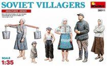 MiniArt Soviet Villagers