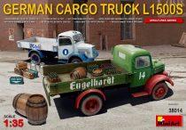 MiniArt L1500S German cargo truck makett