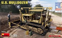 MiniArt U.S. Bulldozer makett