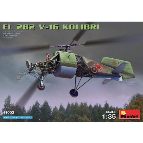 Miniart Fl 282 V-16 KOLIBRI makett