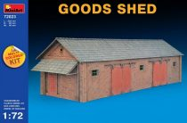 MiniArt Goods Shed