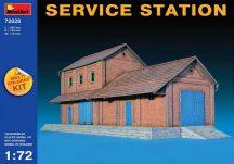 MiniArt Service Station