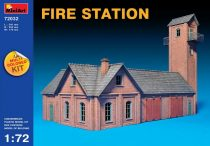 MiniArt Fire Station