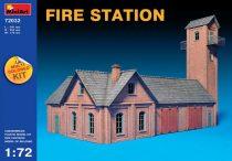 MiniArt Fire Station
