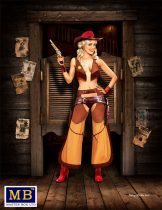 Masterbox Marshal Jessie