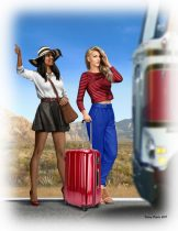 Masterbox Truckers Series - Erica and Kery