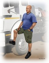 Masterbox Truckers Series - Jimmy Tex Heywood
