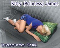 Masterbox Truckers Series Kitty (Princess) James