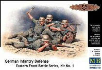 Masterbox German Infantry Defence, Eastern Front Battle Series