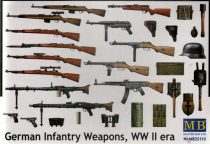 Masterbox German Infantry Weapons WW II