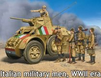 Masterbox Italian Military Men