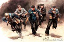 Masterbox Soviet Marines Attack, 1941-1942