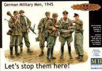 Masterbox German Military Men, 1945