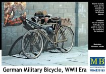Masterbox German military bicycle