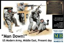 Masterbox US Modern Army, Middle East, Present day
