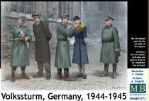Masterbox Volkssturm, Germany, 1944-1945