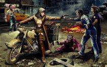 Masterbox Zombie Hunter - Road to Freedom