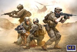 Masterbox No Soldier left behind - MWD Down