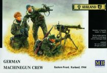 Masterbox German Machine gun Crew, Eastern Front, Kurland, 1944