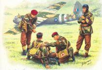 Masterbox British Paratroopers, Rigid Landing, 1944