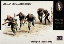 Masterbox German Signals Personnel, Stalingrad, Summer 1942