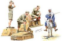 Masterbox Tank crew Afrika Korps