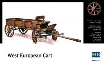 Masterbox West European Cart