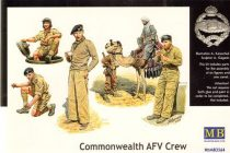 Masterbox British Armored Troops Africa