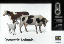 Masterbox Domestic Animals