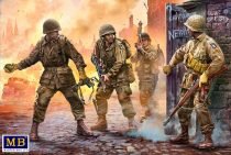 Masterbox Take one more grenade! Screaming Eagles, 101st Airborne (Air Assault) Division