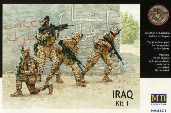 Masterbox Iraq Kit 1