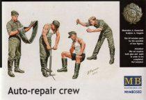 Masterbox Auto Repair Crew