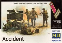 Masterbox Accident, Soviet & German Military, Summer 1941
