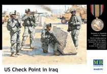 Masterbox US Check Point in Iraq