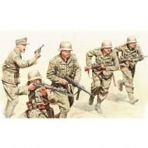 Masterbox German Infantry, North Africa